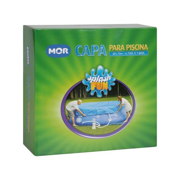 Capa Para Piscina SplashFun 6700 E 7800L Ref 1417 - MOR