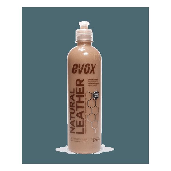 Condicionador de Couro Natural Leather 500ml - Evox