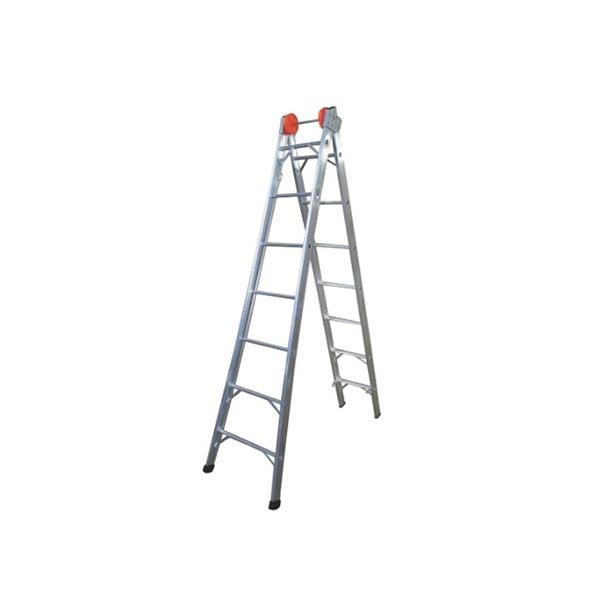 Escada Extensiva De Alumínio 10 Degraus de 3,5 à 5,6 metros - Ágata