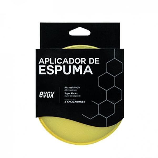 Aplicador de Espuma Com 2 Unidades - Evox