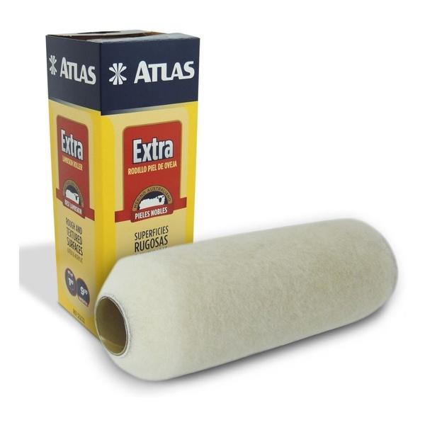 Rolo de Lã 23cm Natural 322/22 Extra - Atlas
