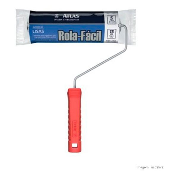 Rolo de Lã 15cm Rola Fácil 715/5 - Atlas