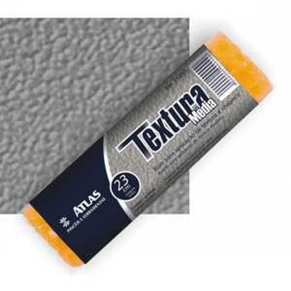 Rolo para Textura 23cm Média 110/65 - Atlas