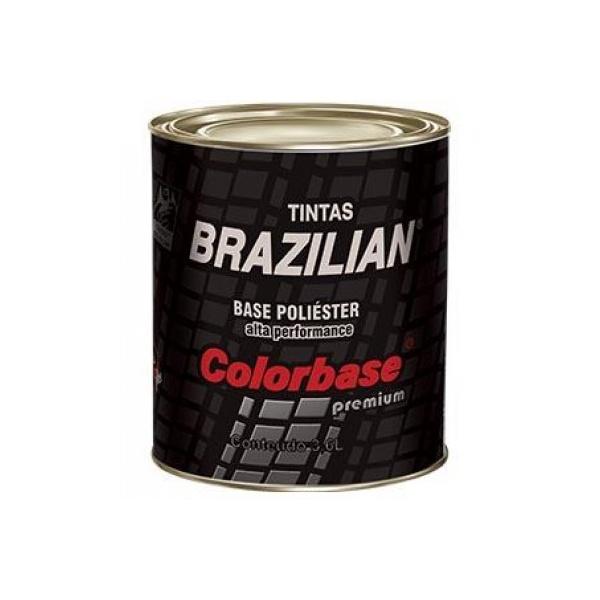 Tinta Poliéster 900ml Brazilian (Escolha Cor) Apartir De: