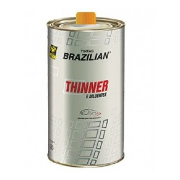 Diluente para Epóxi 900ml - Brazilian
