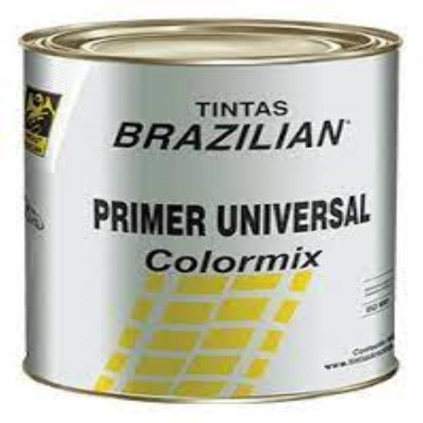 Primer Universal Cinza 3,6 Litros - Brazilian
