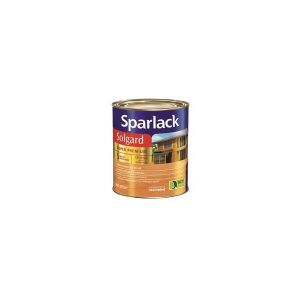 Verniz Brilhante Incolor 900ml Solgard - Sparlack