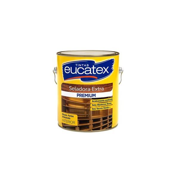Seladora para Madeira Eucatex 3,6L