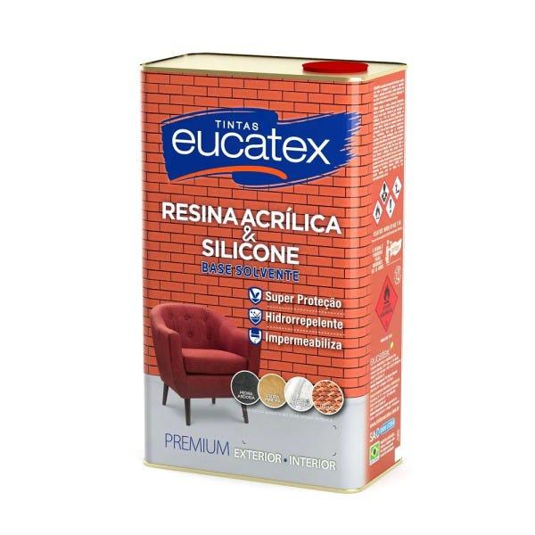 Eucatex Silicone Impermeabilizante 5L