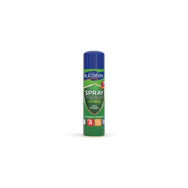 Spray Fundo Preparador Cinza Eucatex 400ml