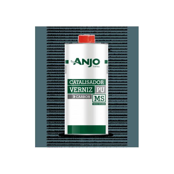 Catalisador Verniz PU 5x1 Carbon 150ml - Anjo