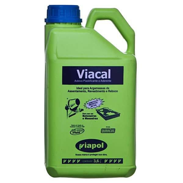 Viacal Aditivo 3,6 litros Viapol