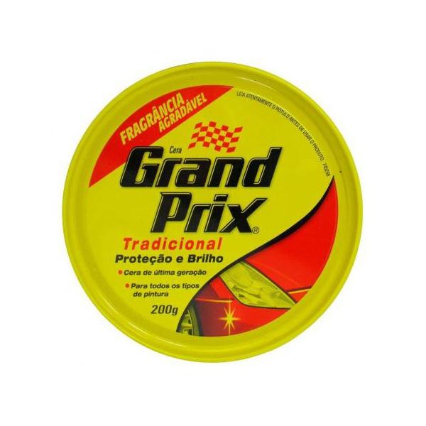 Cera Tradicional 200g - Grand Prix