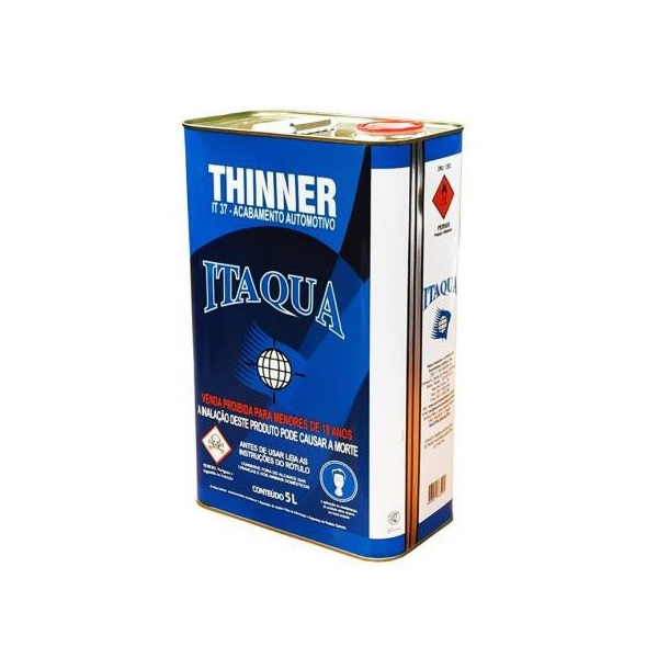 Thinner para Pu Itaquá 37 5L