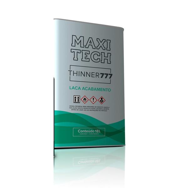 Thinner para Laca 18 Litros - Maxi Rubber 777