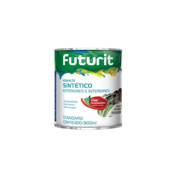 Esmalte Sintético Acetinado Branco 900ml - Futurit
