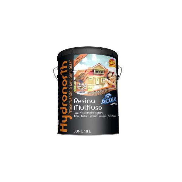 Resina Multiuso Brilhante (Escolha Cor) 18L - Hydronorth