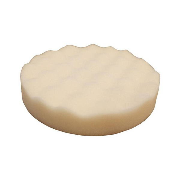 Boina De Espuma Branca Ondulada '8' - Lazzuril