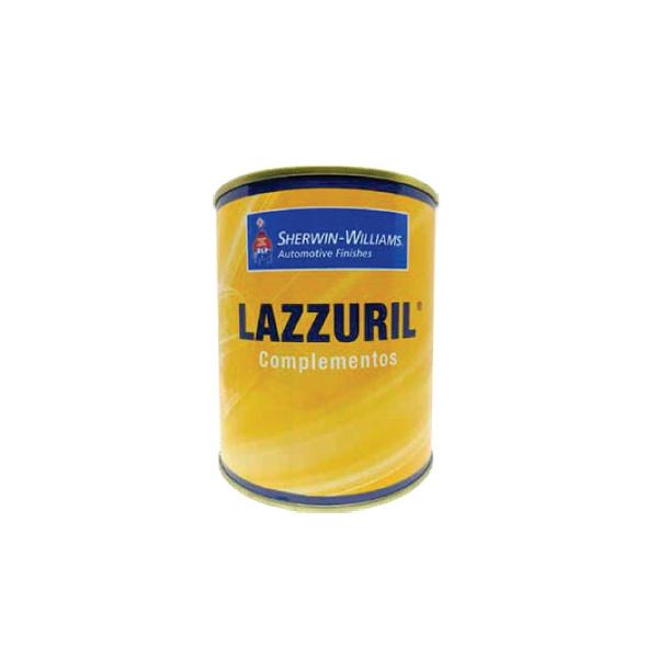 Complemento Preto Fosco Vinílico 0,6L 049 - Lazzuril