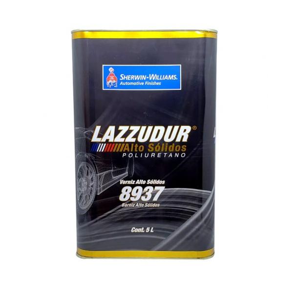 Verniz Automotivo Alto Solidos 8937 5.4L Lazzudur - Lazzuril