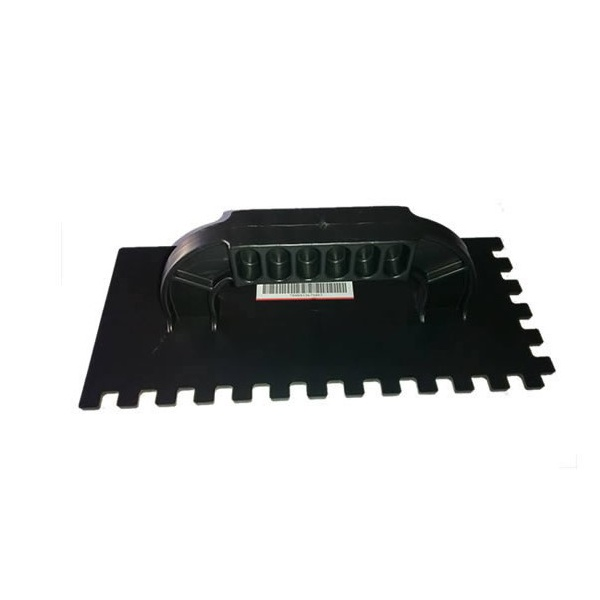 Desempenadeira PVC Dentada 12x26cm - Lixa Flex