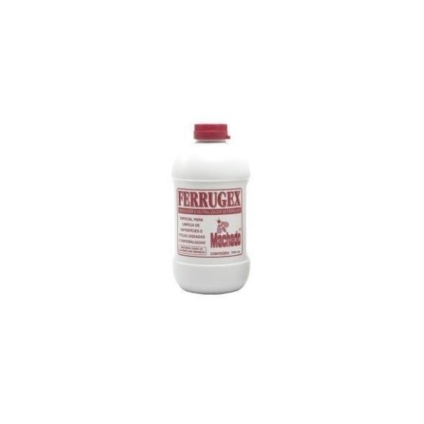 Removedor de Ferrugem Ferrugex 500ml - Machado