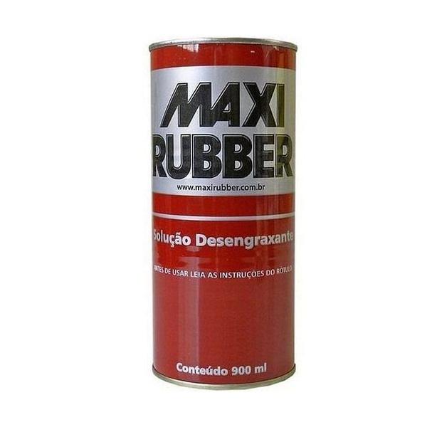 Solução Desengraxante 900ml - Maxi Rubber