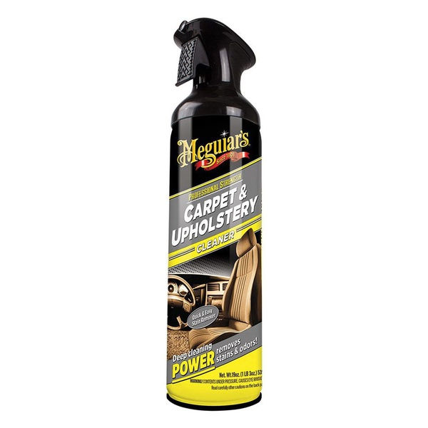Limpador de Carpete e Estofados Profissional 946ml - M20532 - Meguiars
