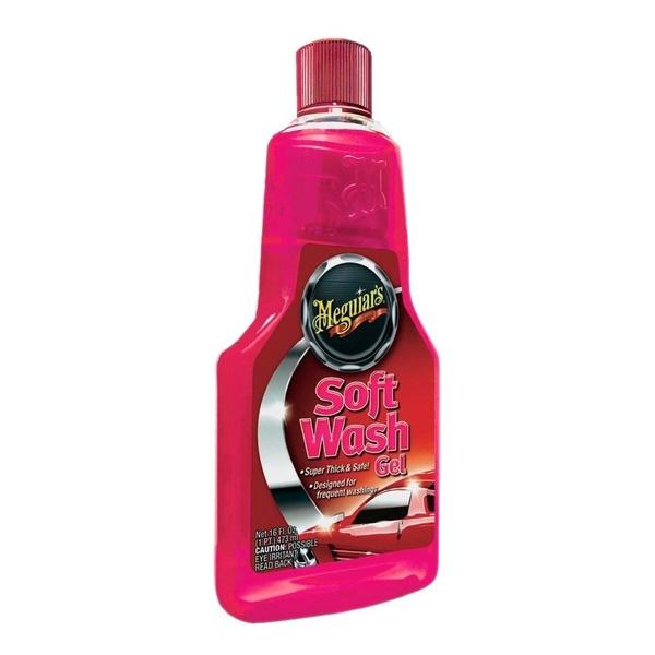 Shampoo Automotivo Soft Wash Gel 473ml - A2516 - Meguiars