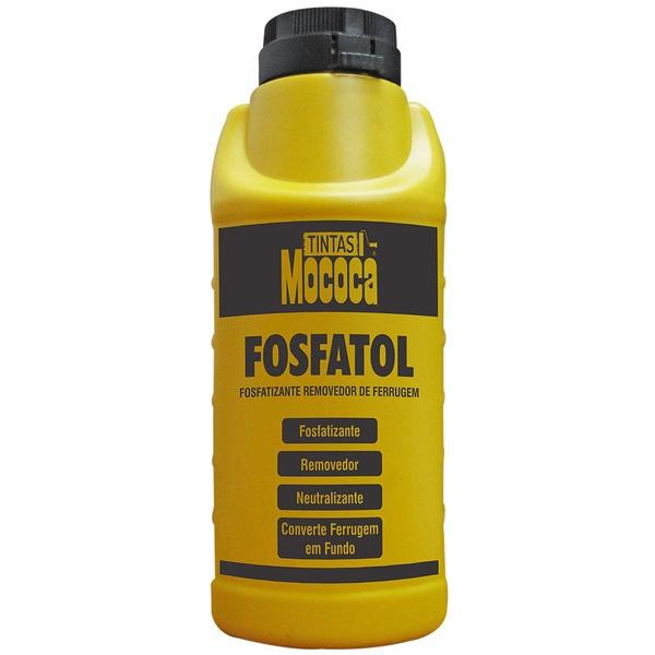 FUNDO FERRUGEM CONVERTEDOR 1L FOSFATOL