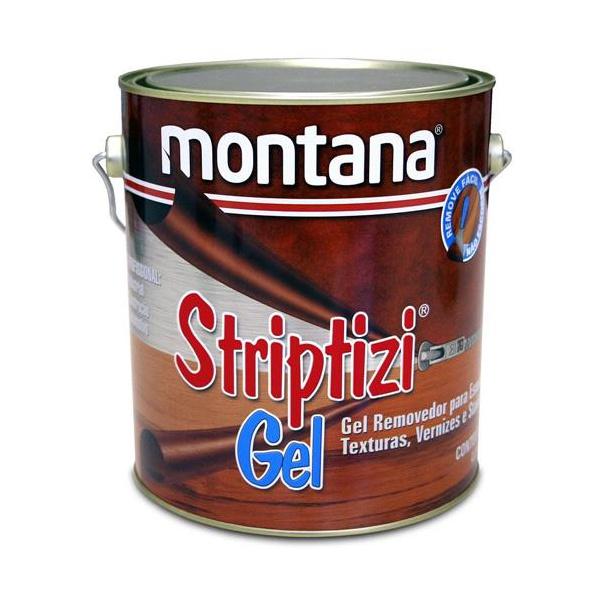Removedor Striptizi Gel Montana 4kg - Montana