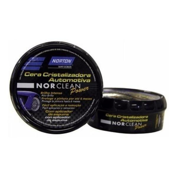 Cera Cristalizadora Norclean Power 100g - Norton