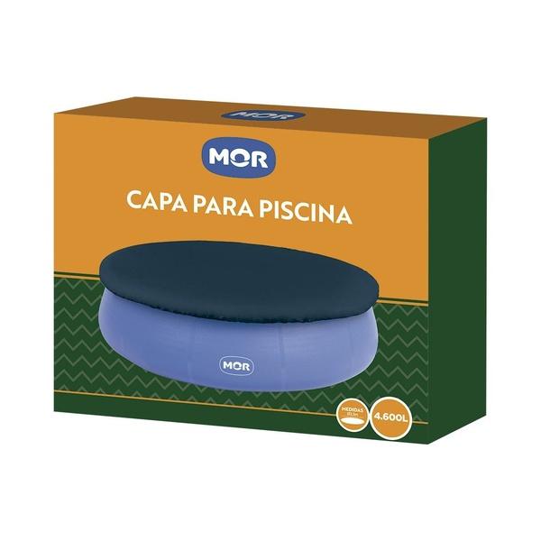 Capa Para Piscina SplashFun 4600L REF 1421 - MOR