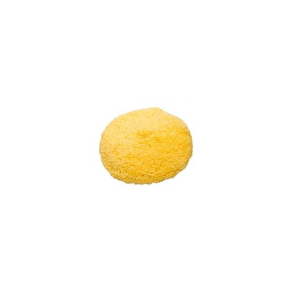 Boina Dupla Face Amarela Macia '3' - Politec