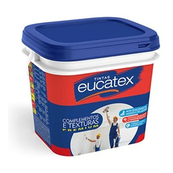 Selador Acrílico Eucatex Branco 16L