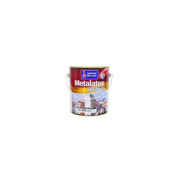 Tinta Acrílica Acetinado Branco 3,6L - Metalatex Elastic