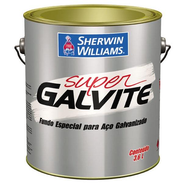 Fundo Galvanizado Super Galvite Sherwin Williams 3,6L
