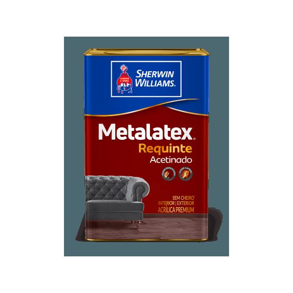 Tinta Acrílica Acetinado Metalatex Requinte 18L - (Escolha Cor)