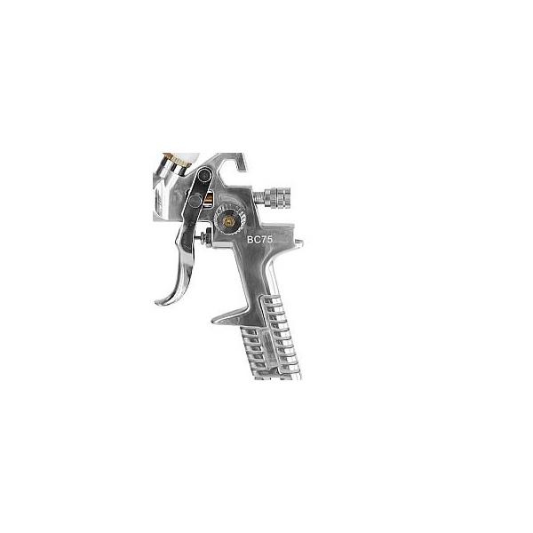 Pistola para Pintura HVLP 1,7mm 600ml STEULA Ref: BC75-17-VCP