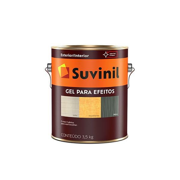 Gel de Efeito Decorativo 3,4 Kg Suvinil