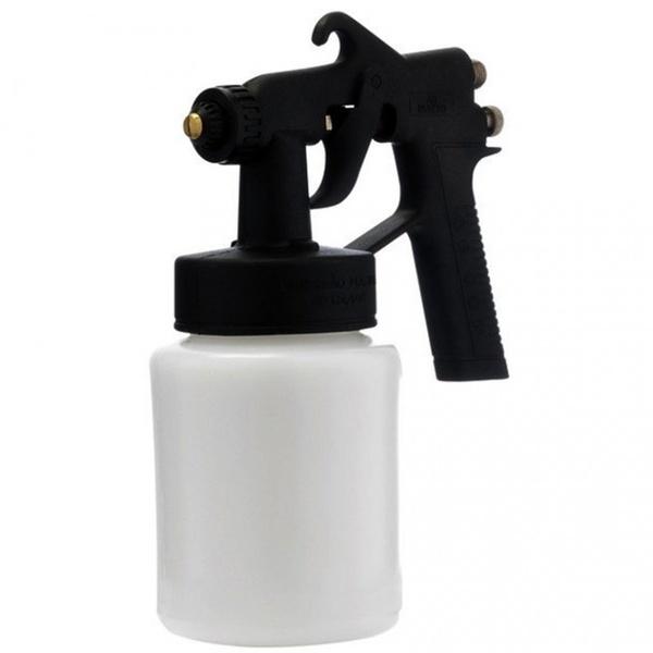 Pistola De Pintura Ar Direto Caneca Nylon Arp-90 - Arprex