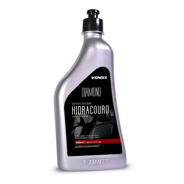 Hidratante e Condicionador de Couro 500ml - Hidracouro - Vonixx