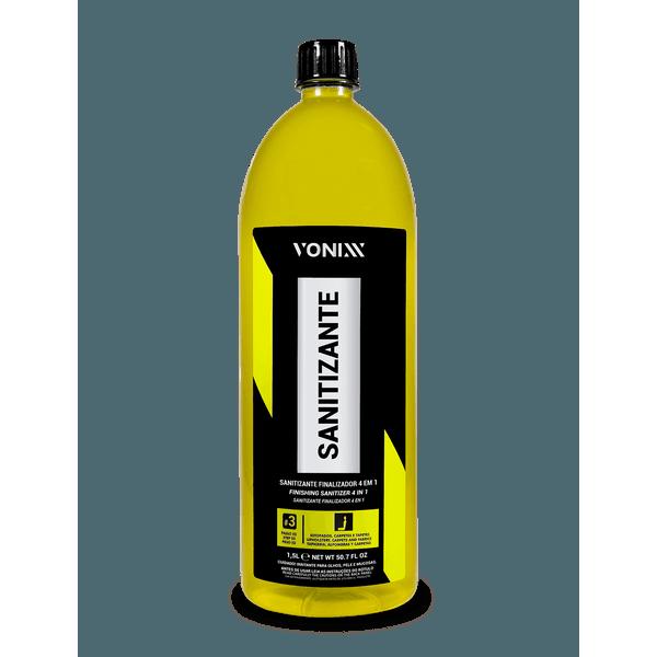 Sanitizante Finalizador 1,5 Litros - Vonixx