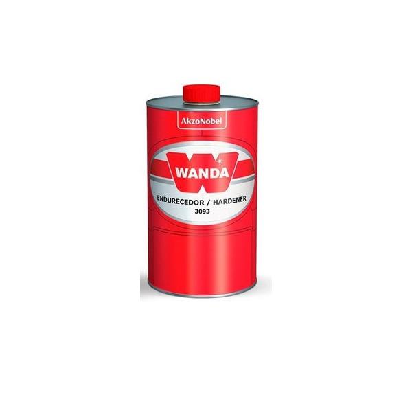 Catalisador para Primer PU e Verniz 3093 0,450ml - Wanda