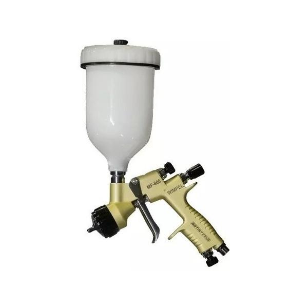 Pistola de Pintura MP-800 HVLP 1,3 mm com Maleta MP800 - Wimpel