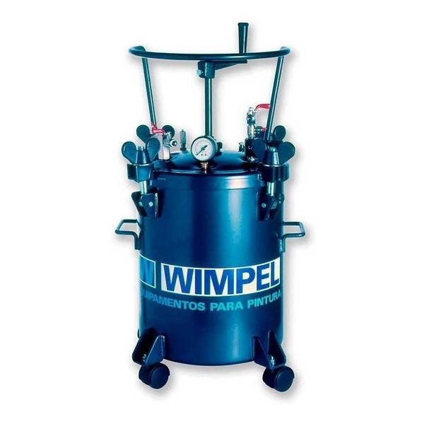Tanque De Pressão Manual De 40 Litros Tpmp 40M - Wimpel