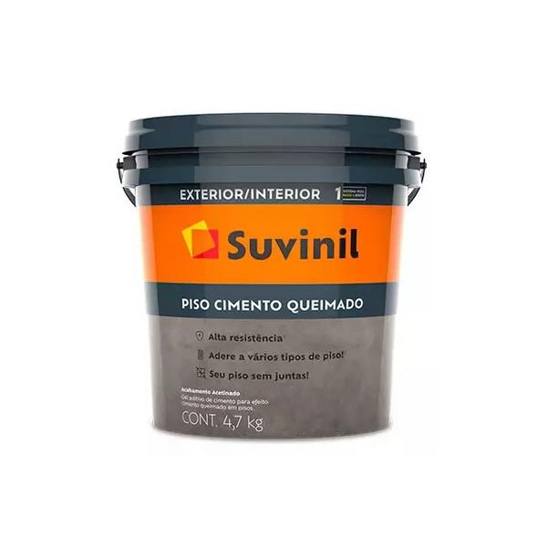 Suvinil Piso Cimento Queimado 4,7Kg