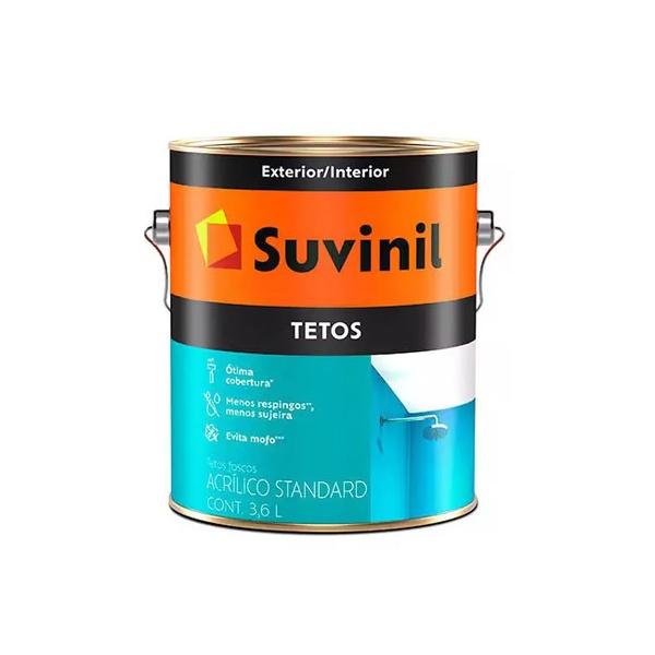 Tetos 3,6L Suvinil