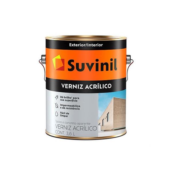 Verniz Acrílico 3,6L Suvinil
