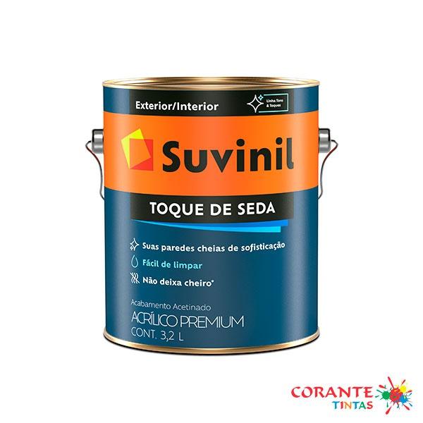 Toque de Seda 3,2L Base Suvinil